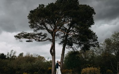 SCOTTISH ELOPEMENT FOREST SHOOT WITH MARK PACURA