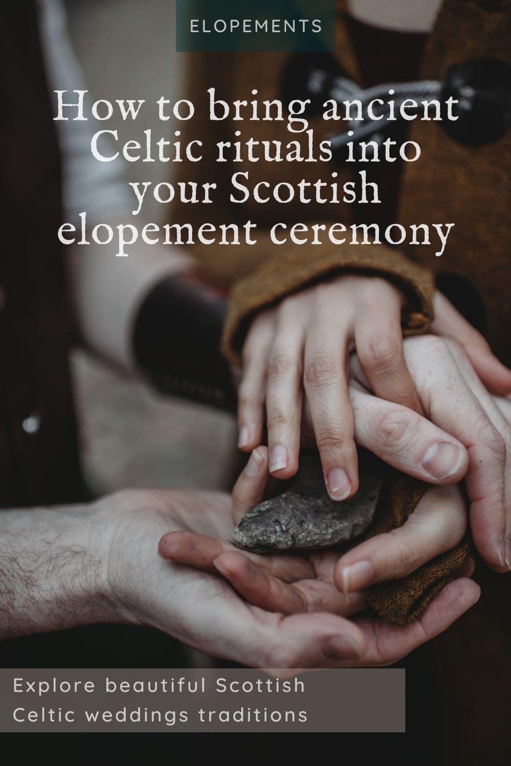 Guide - Celtic scottish wedding traditions