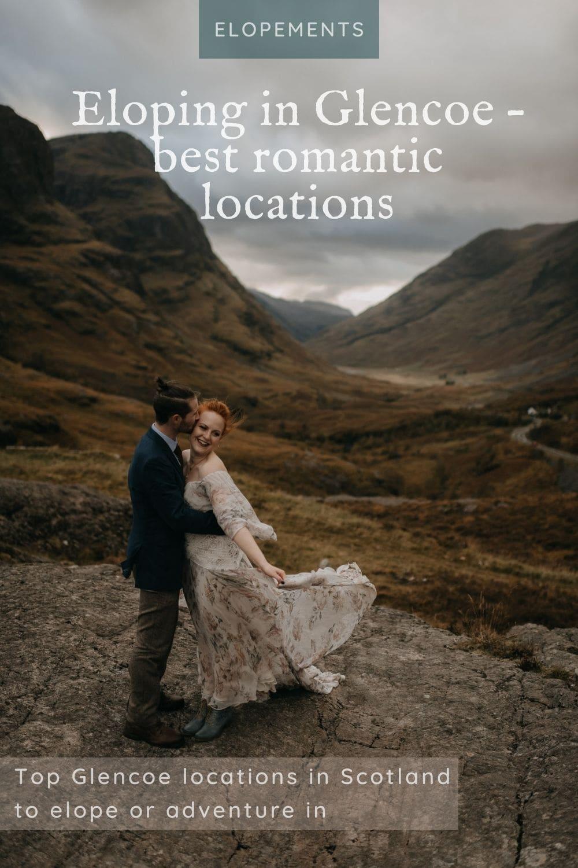 glencoe elopement locations - guide