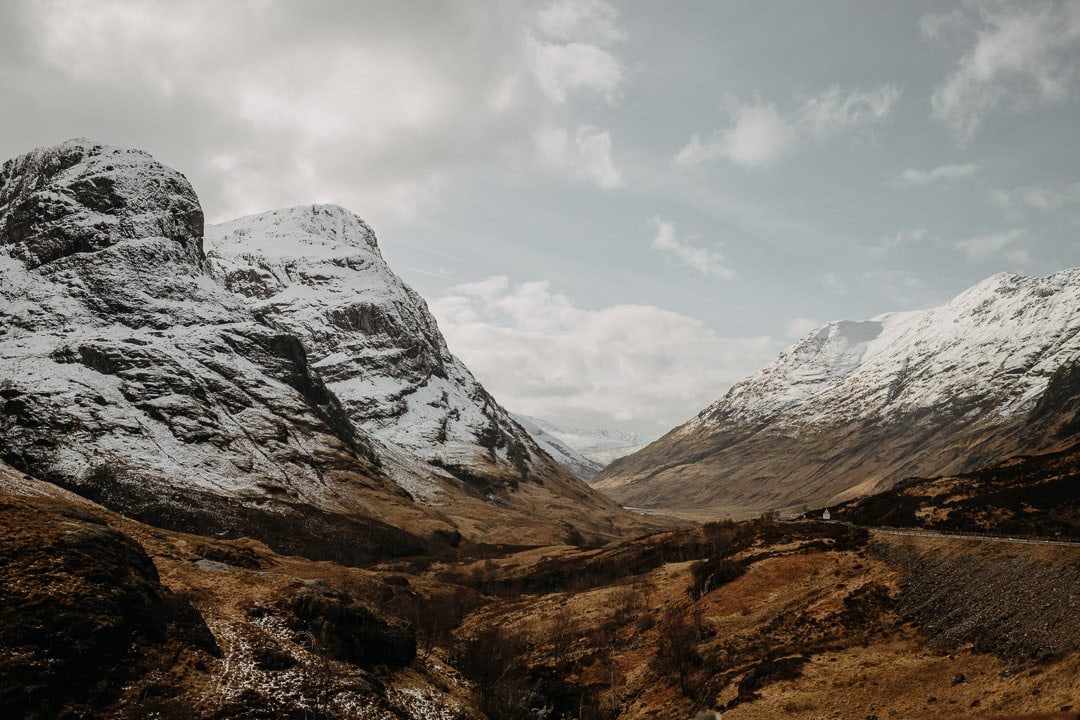Three sisters glencoe, best photoshoot location