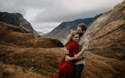 Adventure experience in Glencoe, Scottish Highlands | Amber + Coenraad (Part 3)