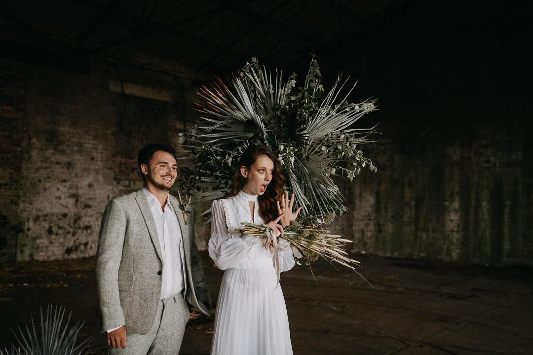 Scottish vintage boho elopement inspiration