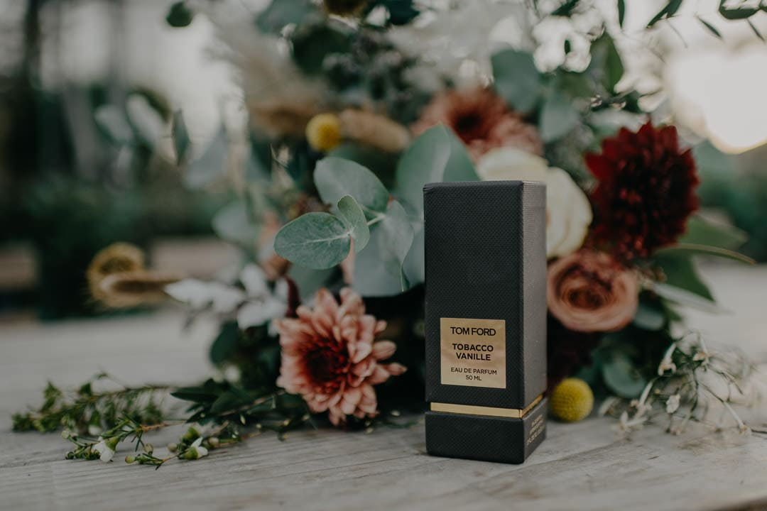 Perfume inspiration for nature elopement - Tom Ford