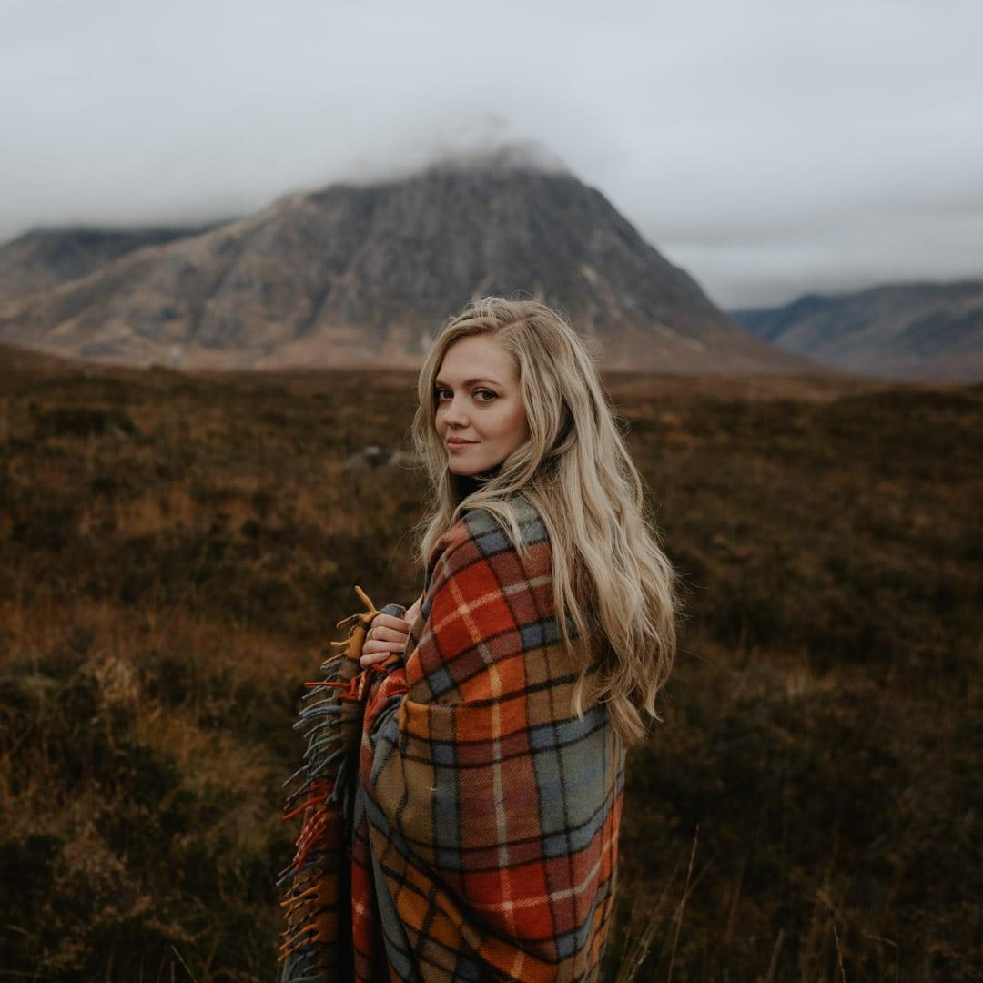 Raini Rowell Scotland Elopement Photographer