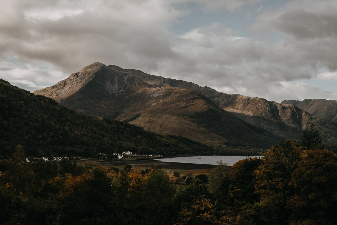 Glencoe house elopement