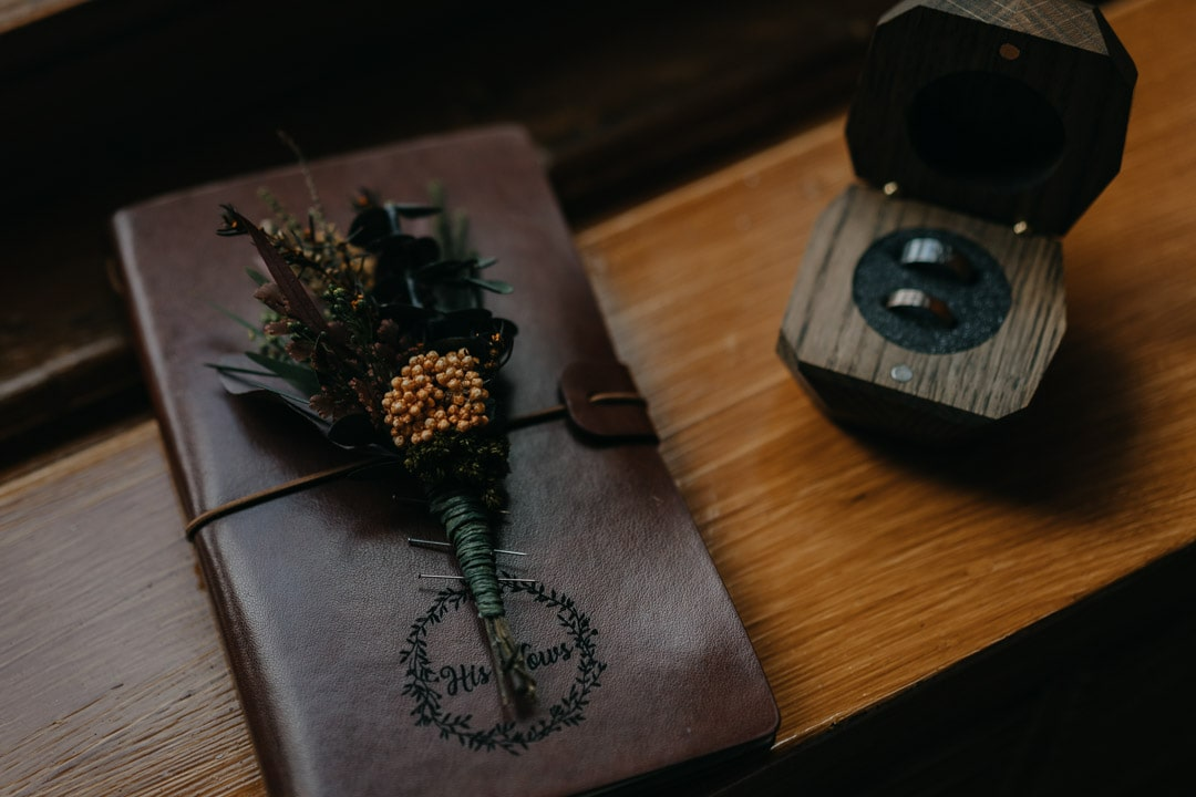 elopement vow books