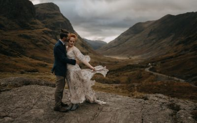 An adventurous Glencoe elopement | Scotland