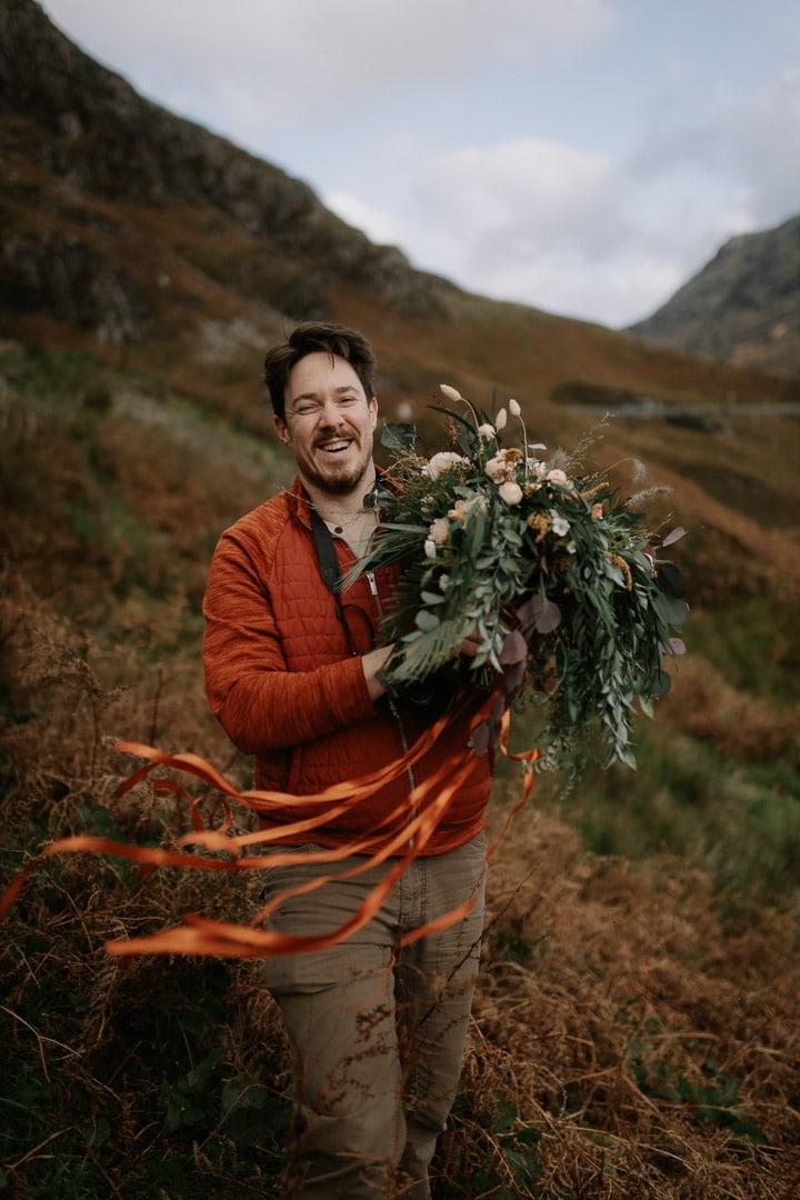 dave rowell scotland elopement photographer