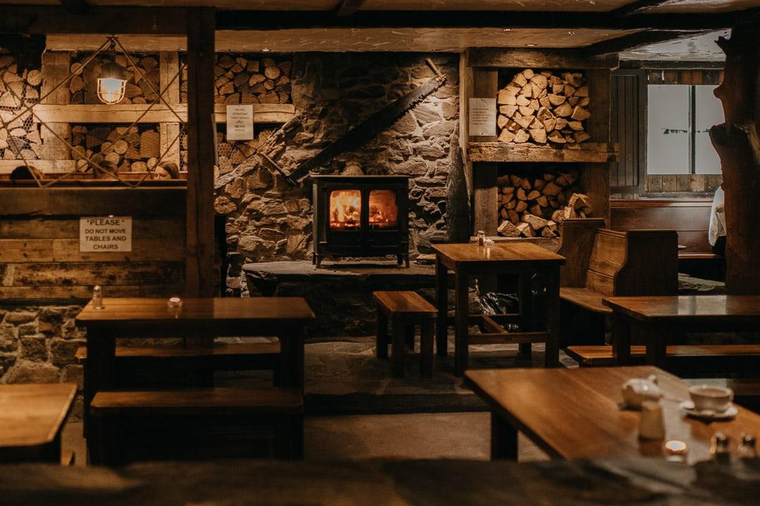 Clachaig Inn elopement glencoe