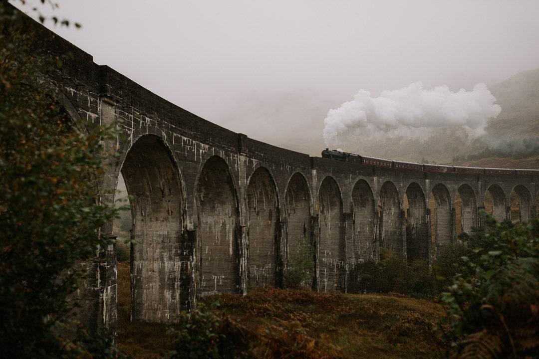 glenfinnan viaduct elopement